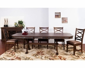 Savannah Dining Set by Sunny Designs SU-1370ACs