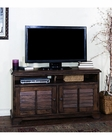 Savannah TV Console by Sunny Designs SU-3497AC