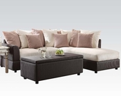 Sectional Sofa Barlow by Acme Furniture AC51435