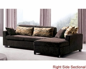 Sectional Sofa Set with Sleeper Sofa and Storage Chaise 33LS121