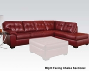 Sectional Sofa Shi Cardinal by Acme Furniture AC50440