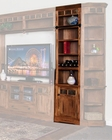 "Sedona 21"" Open Bookcase Right/ Left by Sunny Designs SU-2966RO-B1"