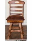 Sedona BarStool w/ Swivel by Sunny Designs SU-1866RO