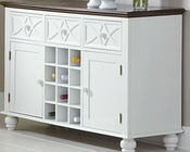 Server Sanibel by Homelegance EL-2119W-40