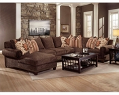 Signature L-Shape Sectional Sofa Mountain Heights SICHSSET1