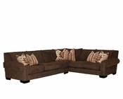 Signature Traditional Style Sectional James SIJACHSSET