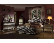 Silver Bedroom Set MCFB8302SET