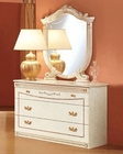 Single Dresser and Mirror Romana European Design Made in Italy 33B487