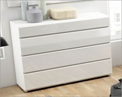 Single Dresser Modern Style Made in Spain Sara 33150SR