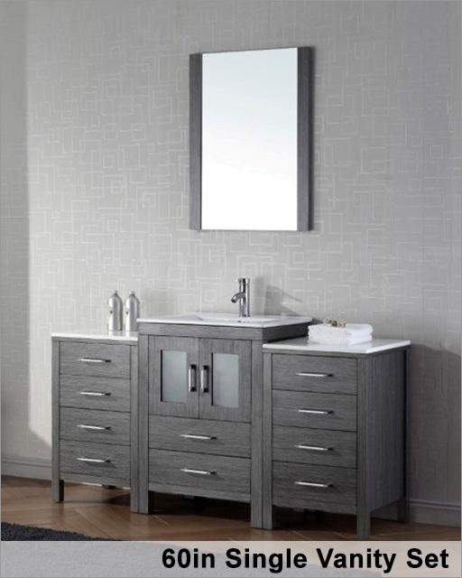 Wonderful Single Zebra Grey Bathroom Set Dior by Virtu USA VU-KS-70060-C-ZG 512 x 640 · 104 kB · jpeg