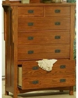 Six-Drawer Chest Heartland Manor by Ayca AY-18-0626