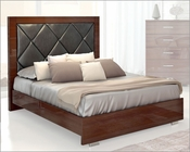 Italian Bed Antonelli in Modern Style 33140AT