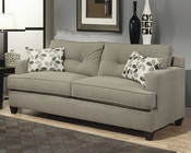 Sofa Aukland in Gray Finish BH-47SS12