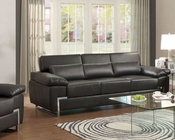 Sofa Kira by Homelegance EL-9647BLK-3