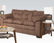 Sofa Lucille Espresso by Acme Furniture AC50365