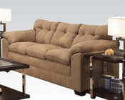 Sofa Lucille Latte by Acme Furniture AC50360
