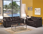 Sofa Set in Onyx Hayley by Acme AC50350SET
