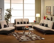Sofa Set Jolie Sand by Acme Furniture AC51755SET