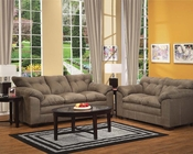 Sofa Set Lucille Sage by Acme Furniture AC50370SET