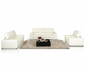Sofa Set Made in Italy in Contemporary Style 44L6113-M