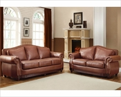 Sofa Set Midwood by Homelegance EL-9616BRW-SET