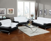 Sofa Set Orel White by Acme Furniture AC50455SET