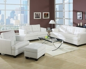 Sofa Set Platinum White by Acme Furniture AC15095B-SET