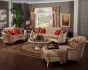 Sofa Set Rosabella by Benetti's Italia BTRO12SET