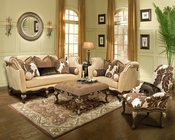 Sofa Set Salermo by Benetti's Italia BTSA84SET