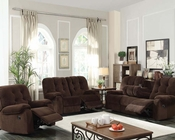 Sofa Set w/ Motion Nailah by Acme Furniture AC51145SET