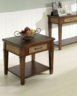 Somerton Contemporary End Table Mesa SO-421-02
