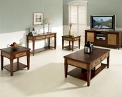 Somerton Contemporary Occasional Table Set Mesa SO-421-04SET
