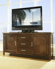 Somerton Curved Top TV Console Gatsby SO-422-29
