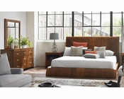 Somerton Dwelling Bedroom Set w/ Platform Bed Milan SO-153SET