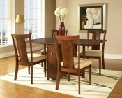 Somerton Dwelling Set with Gate Leg Table Runway SO-140G60SET