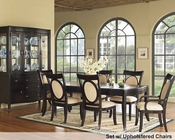 Somerton Dwelling Traditional Dining Set Signature SO-138A64SET