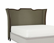 Somerton Dwelling Upholstered Headboard Claire de Lune SO-801UHB