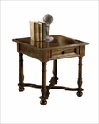 Square Lamp Table Tuscan Estates by Hekman HE-72308