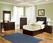 Standard Furniture Captain's Bedroom Set Club House ST-57473SET