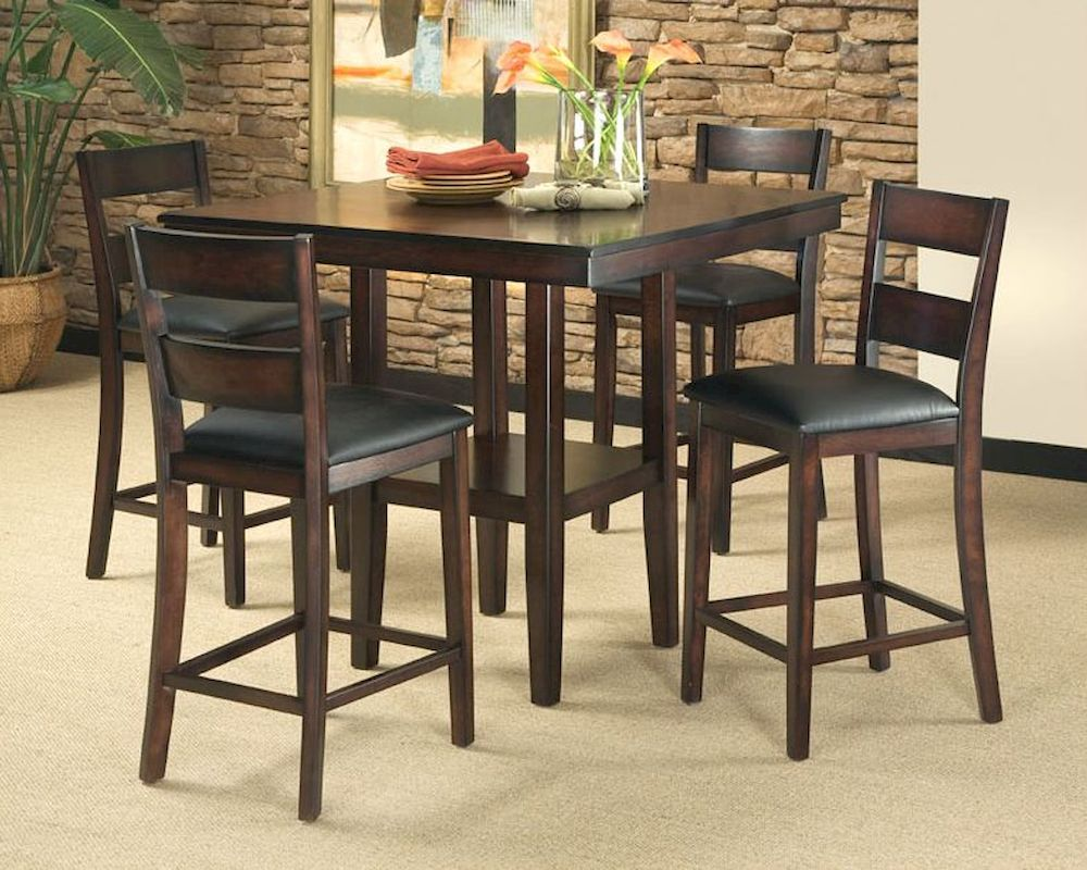 Counter Height Dining Set : Standard Furniture Counter Height Dining Set Pendleton ST-10036