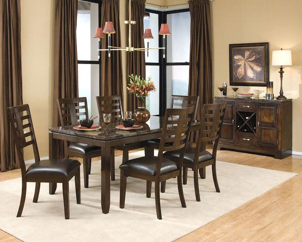 Standard Furniture Dining Set Bella St 16840d