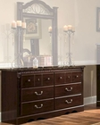 *Standard Furniture Dresser Sorrento ST-4009