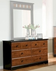 Standard Furniture Dresser Steelwood ST-61259