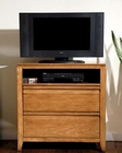 Standard Furniture Entertainment Chest Drake Caramel ST-94196