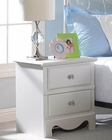 Standard Furniture Night Stand Spring Rose ST-50257