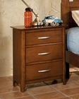 *Standard Furniture Night Stand Village Craft ST-95857