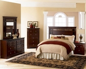 Standard Furniture Panel Bedroom Set Empire ST-53950SET