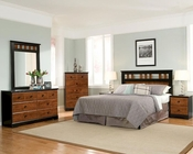 Standard Furniture Panel Bedroom Set Steelwood ST-61250SET