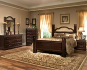 Standard Furniture Poster Bedroom Set Sorrento ST-4000SET