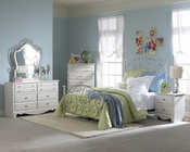 Standard Furniture Spring Rose Bedroom Set ST-50283SETDR